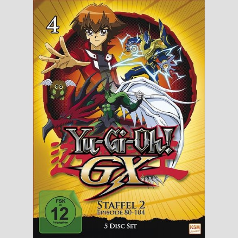 Yu Gi Oh Dvd Box Deutsch