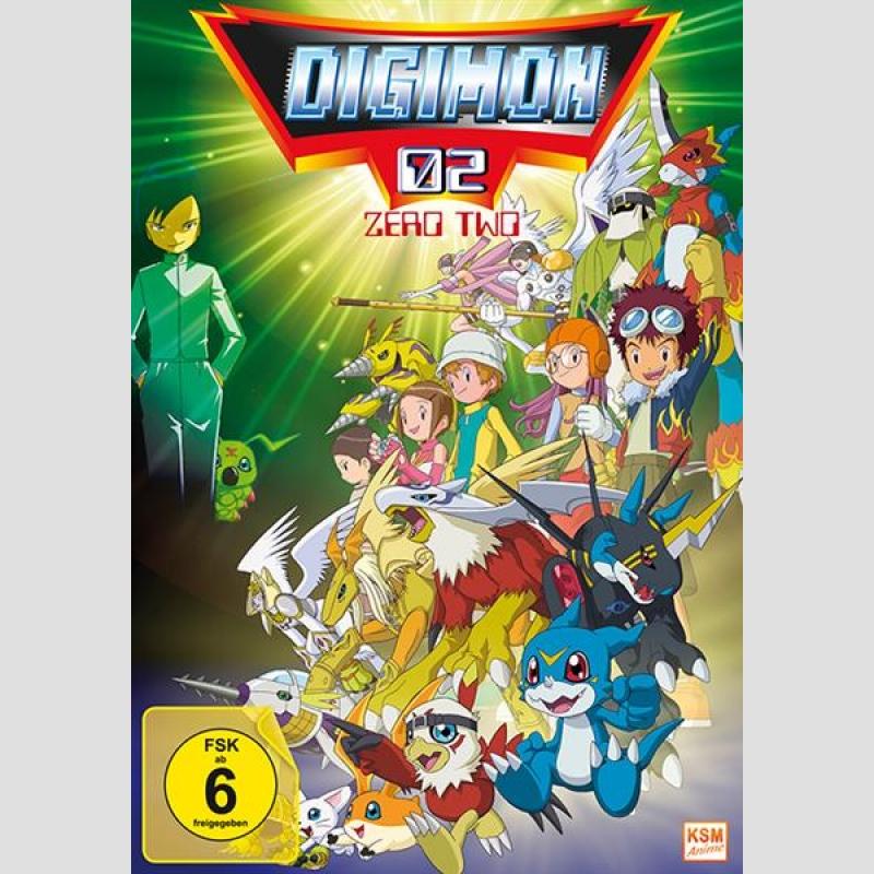 Digimon Staffel 2 Stream