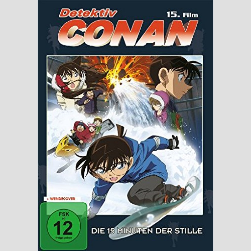 Detektiv Conan - Die 15 Minuten Der Stille