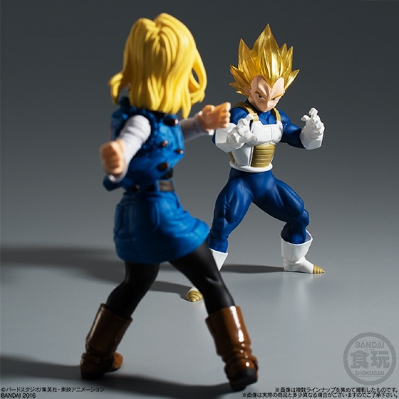 Dragon Ball Z Styling Super Saiyan Vegeta