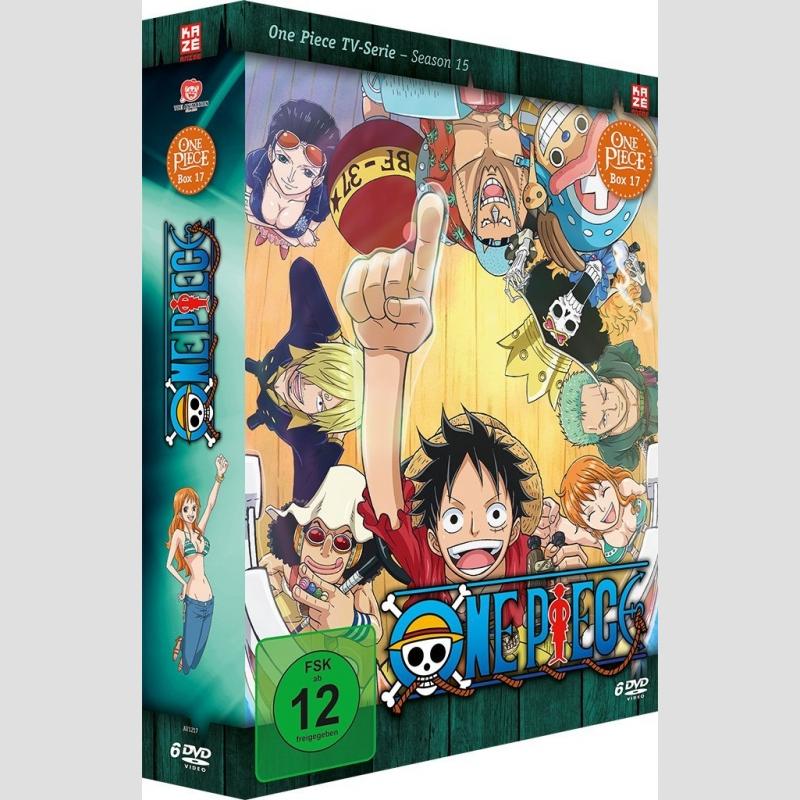One Piece Staffel 15