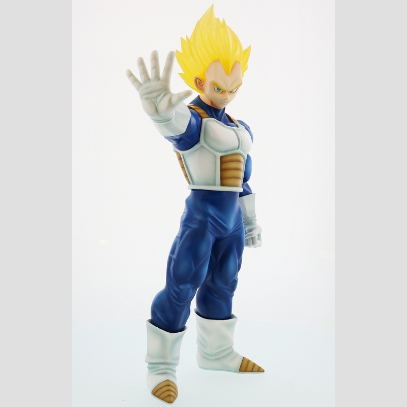 Gigantic Series Dragon Ball Z Super Saiyan Vegeta Big Bang Attack Ver