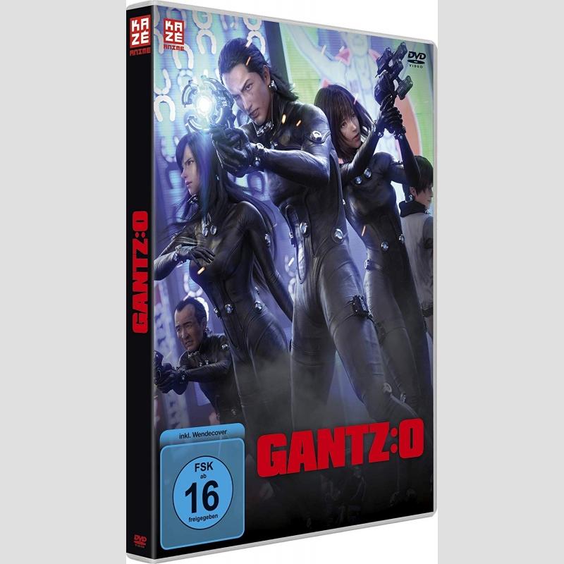 Gantz O Deutsch