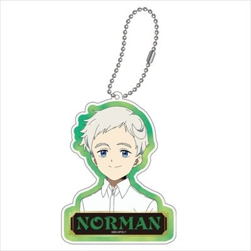 The Promised Neverland Die-cut Acryl Anhänger -Norman-