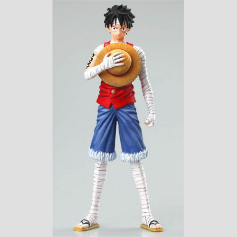 Super Styling One Piece 3d2y Monkey D Luffy