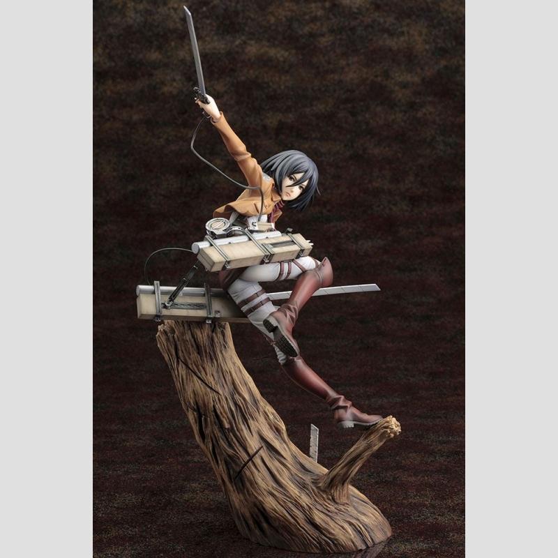Bondage Mit Mikasa Von Attack On Titan