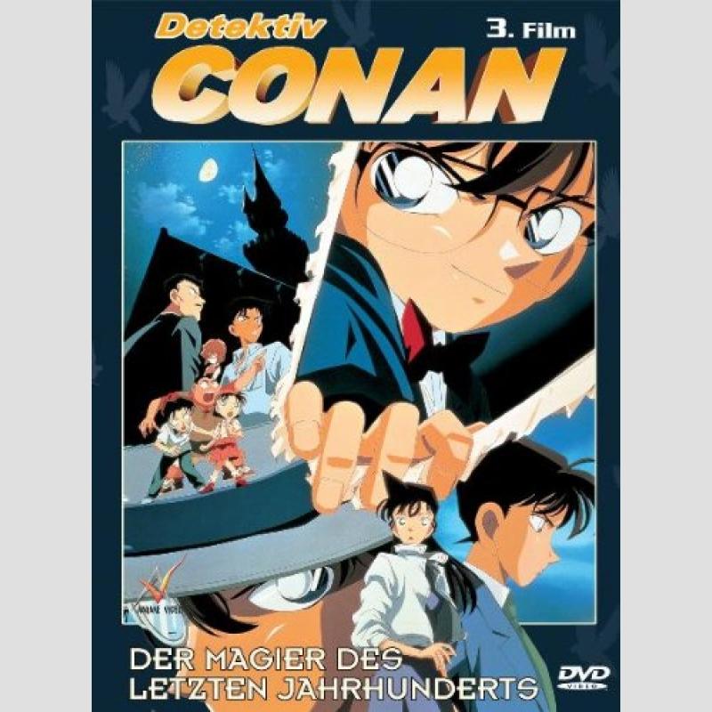 Detektiv Conan Film 3 Deutsch