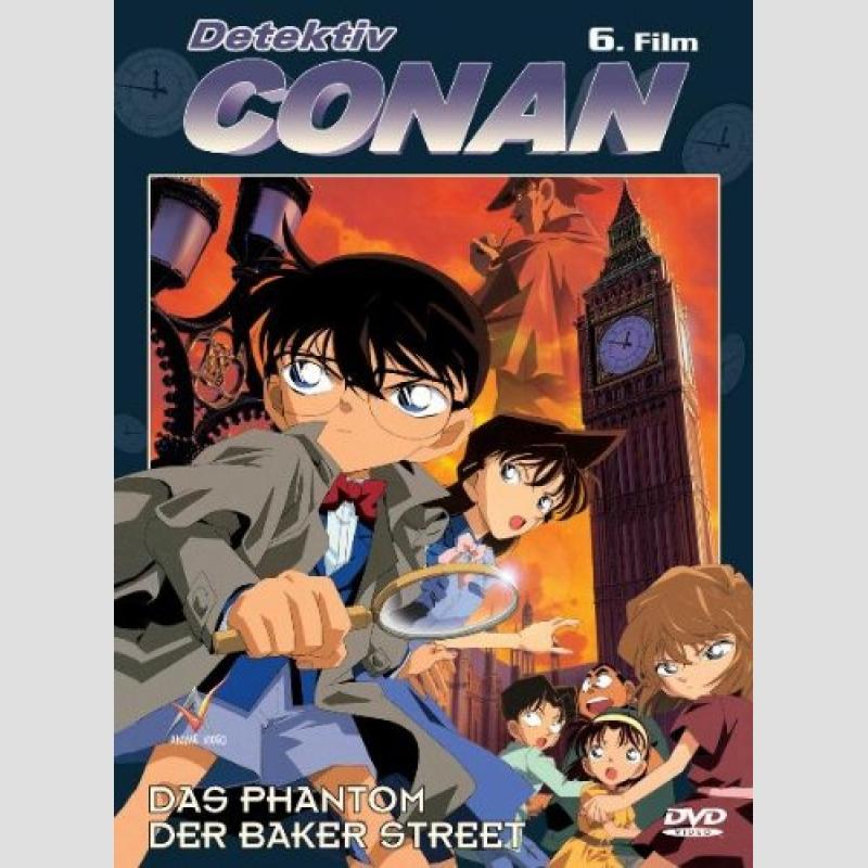 Detektiv Conan DVD Film 6