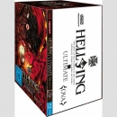 Hellsing - The Dawn Blu Ray mit Schuber **Limited Edition**