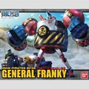One Piece Iron Pirates BF38 -General Franky-