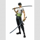 One Piece P.O.P. (Portrait of Pirates) Excellent Model NEO-DX Roronoa Zoro 10th Anniversary Limited vers.