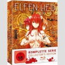 Elfen Lied Blu Ray Komplette Serie Collectors Edition