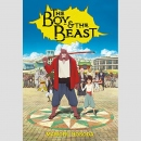 The Boy and the Beast - Light Novel (Hardcover)
