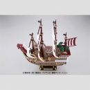 One Piece Sailboat Plastic Model Series Red Force