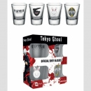 Tokyo Ghoul Official Shot Glasses