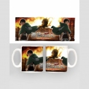 Attack on Titan Tasse Levi & Eren
