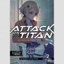 Attack on Titan Nippon Novel: The Harsh Mistress of the City Nr. 2