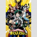 My Hero Academia: Become a Best Hero! Puzzle