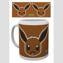 Pokemon Tasse Evoli/Eevee