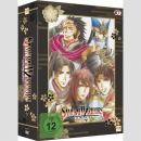 Samurai Warriors DVD vol. 1 mit Sammelschuber **Limited...