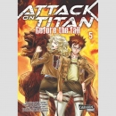 Attack on Titan - Before the Fall Bd. 5