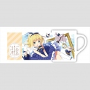 Is the Order a Rabbit? Syaro Full Color Tasse (Japan Import)