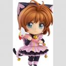 Nendoroid Co-de Card Captor Sakura - Sakura Kinomoto Black Cat Maid-