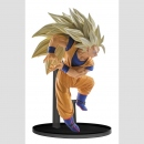 Dragon Ball Z SCultures BIG Budoukai 6 Super Saiyajin 3 Son Goku Action Pose