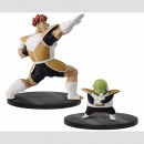Dragon Ball Z Dramatic Showcase 2nd Season vol. 2: Recoome & Guldo Figuren-Set