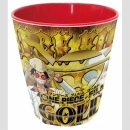 One Piece Film Gold Cup Rot (Japan Import)