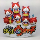 Yo-kai Watch Nose-chara Figuren-Set