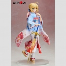 Fate/Stay Night Unlimited Blade Works 1/7 Statue -Saber...