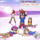 Original Japan Import Soundtrack CD -Digimon History...