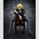One Piece P.O.P. (Portrait of Pirates) Excellent Model SOC (Sit on a Chair) -Sabo-