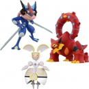 Pokemon Monster Collection XY&Z The Movie Special Pack B