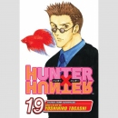 Hunter x Hunter vol. 19