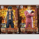 One Piece Film Gold vol. 1 DXF The Grandline Men Figuren-Set Monkey D. Luffy & Gildo Tesoro