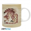 Monster Hunter Tasse Aztec Monster