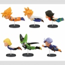 Dragon Ball Z WCF (Word Collectable Figure) The Historical Characters vol. 2 Figuren-Set komplett