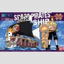 One Piece Grand Ship Collection 12 -Spade Pirates Ship-