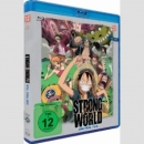 One Piece Blu Ray Film 10: Strong World