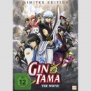 Gin Tama The Movie DVD **Limited Edition**