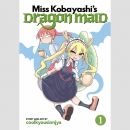 Miss Kobayashis Dragon Maid vol. 1