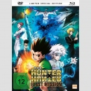 Hunter x Hunter: The Last Mission Blu Ray/DVD **Limited...