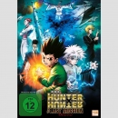 Hunter x Hunter: The Last Mission DVD
