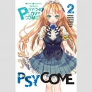 Psycome [Light Novel] vol. 2