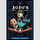 JoJos Bizarre Adventure Part 3 - Stardust Crusaders vol. 1 (Hardcover)
