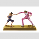 One Piece Film Gold DXF Manhood 2: Monkey D. Luffy & Gildo Tesoro Figuren-Set