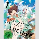 Comet Lucifer Blu Ray vol. 1