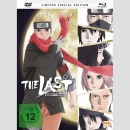 Naruto the Movie The Last Blu Ray/DVD **Limited Edition**